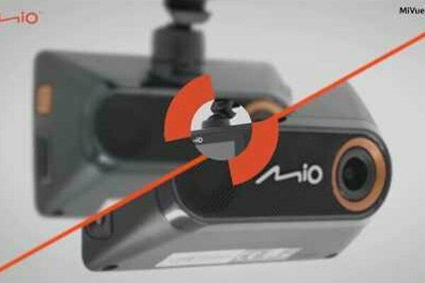 Autokamera Mio MiVue 785 - skvělé funkce i obraz!