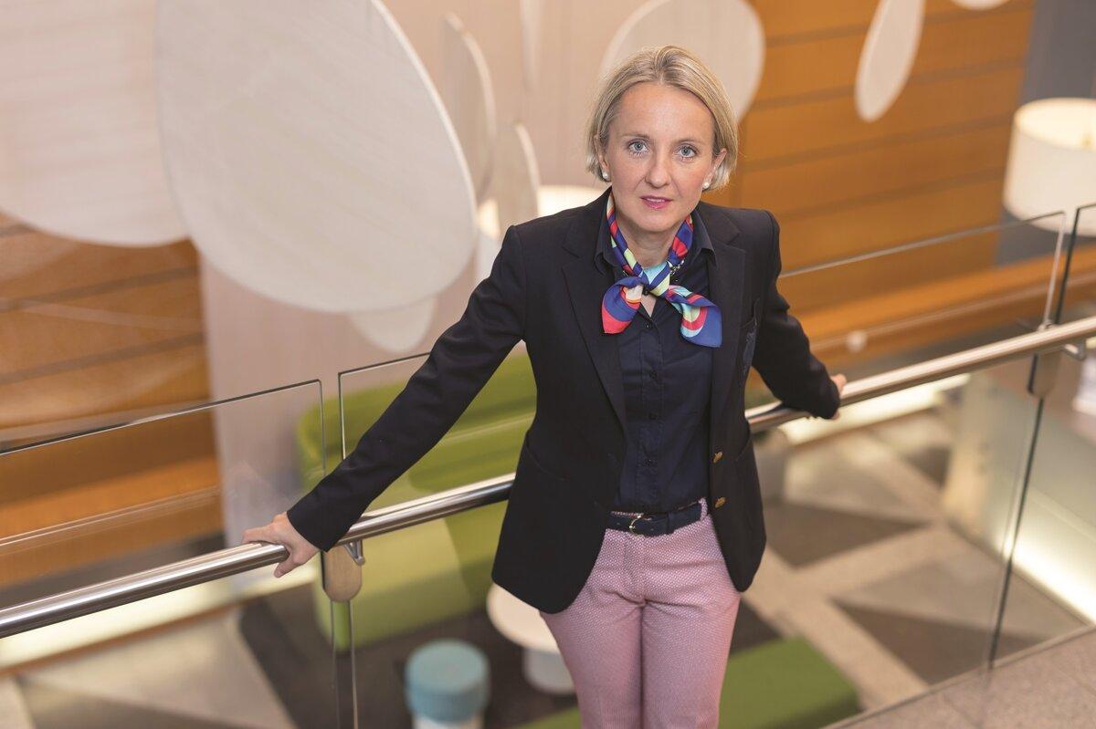 d2d5f9330 Andrea Gontkovičová, riaditeľka pre inovácie a komerčný rozvoj v  spoločnosti Phillip Morris pre Česko,