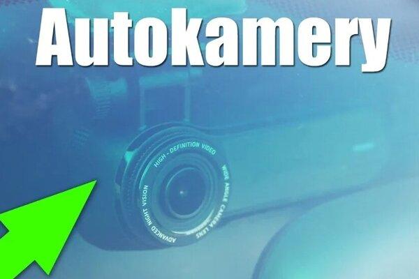 Pravda o kamerách do auta - reportáž serveru Volant.TV