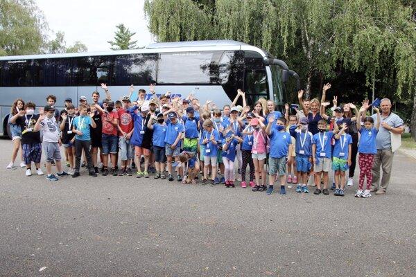 EU v Bratislave sa v lete otvorila mladým študentom - juniorom