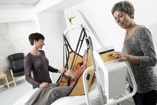 Mobilný zdvihák pre pacienta | ARES