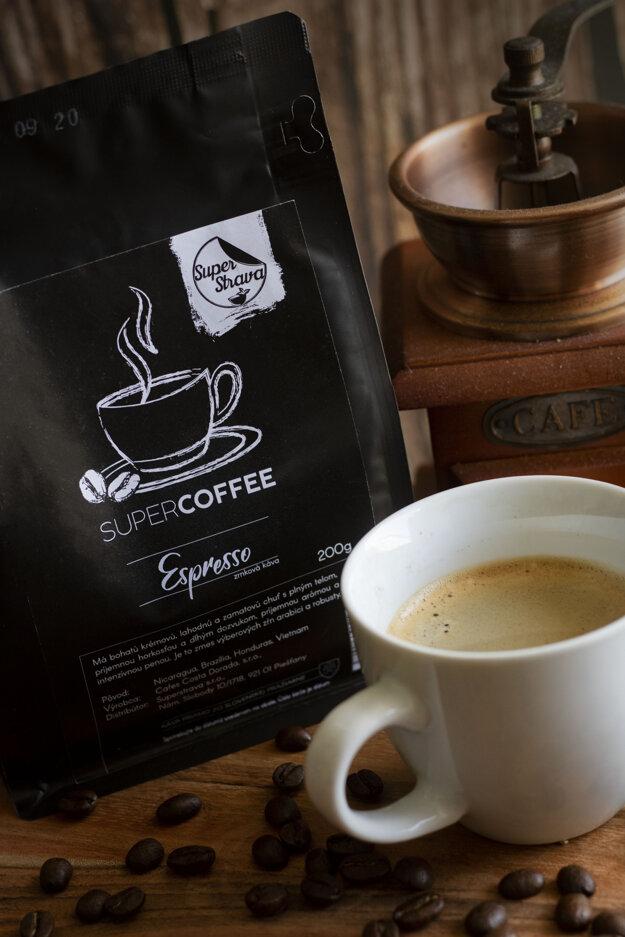 SUPERCOFFEE ESPRESSO