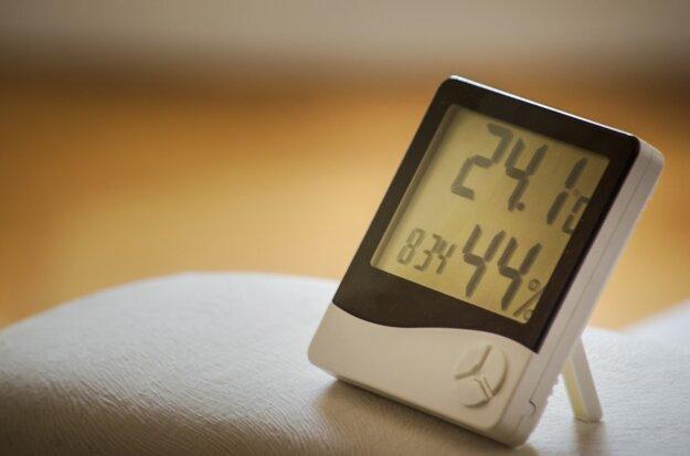 Vysoká teplota a nízka vlhkosť v interiéri sú ideálnym prostredím pre šírenie vírusov.