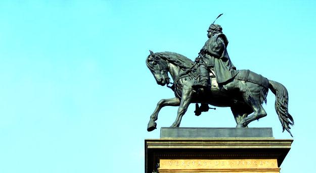Jiří z Poděbrad, Poděbrady (c)