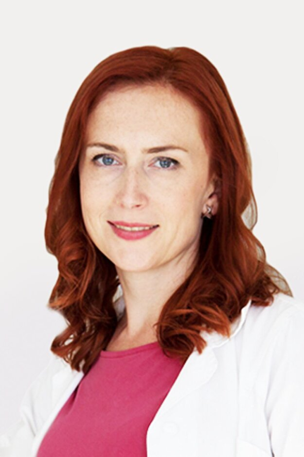 Mudr. Petra Senešiová, vedúca lekárka kliniky Vidissimo.