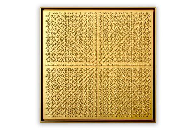 Asot Haas: Golden pixels
