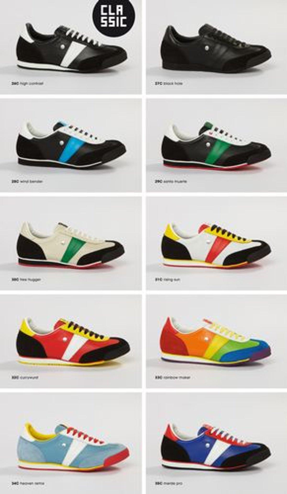 059f67f0c Značkové botasky - nové modely plátených tenisiek v retro štýle -  tlacovespravy.sme.sk
