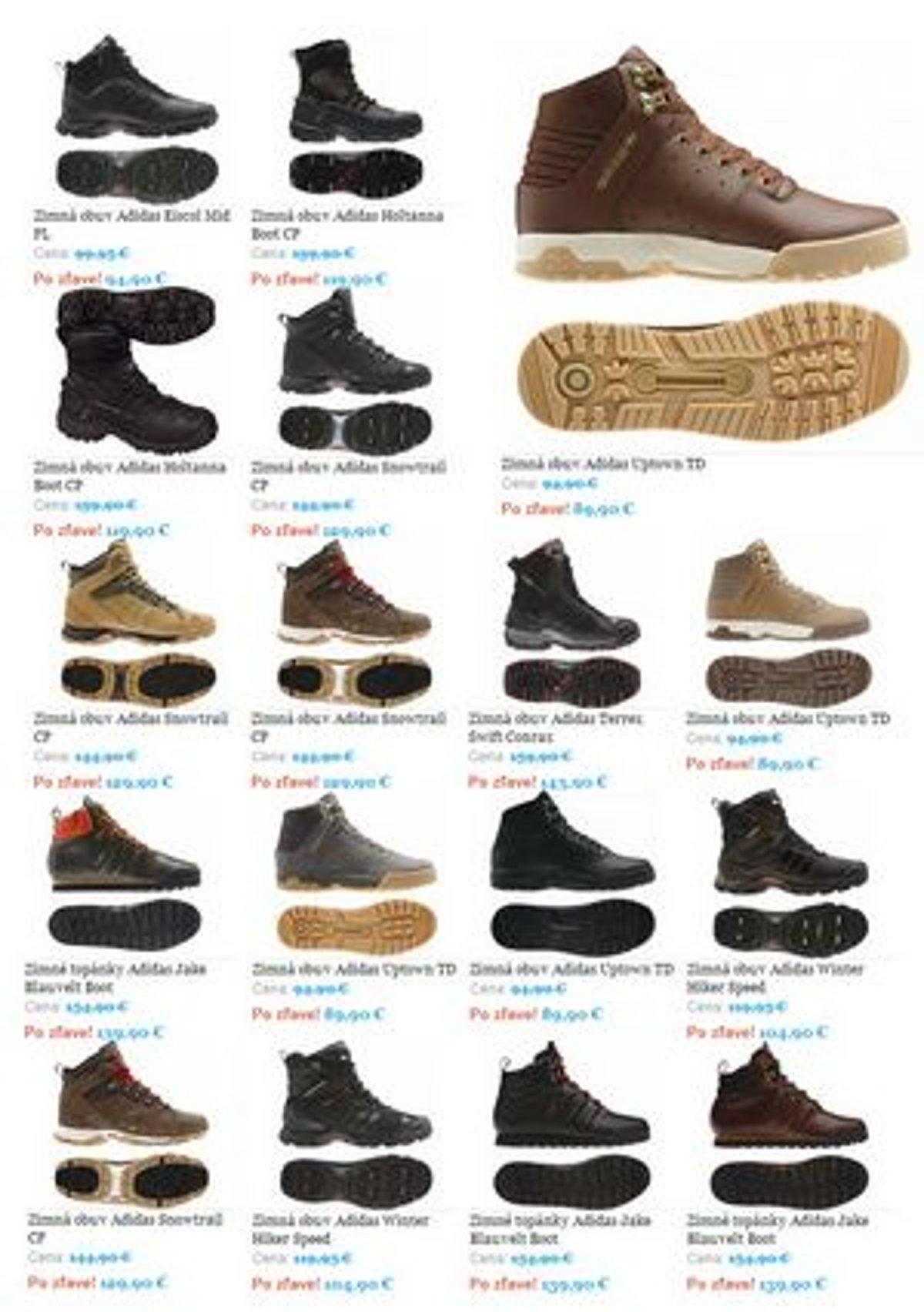 Zimná obuv Adidas – nové modely so zľavami - tlacovespravy.sme.sk b2231a9fcb2