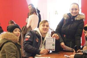EU v Bratislave pripravila Informačný deň pre uchádzačov o štúdium na univerzite