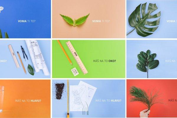 Máš na to oko, nos či hlavu? Digitálna kampaň Fakulty záhradníctva a krajinného inžinierstva SPU v Nitre je zameraná na trojicu ponúkaných študijných odborov.