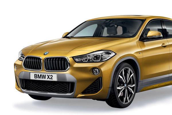 Hlavná výhra: BMW X2