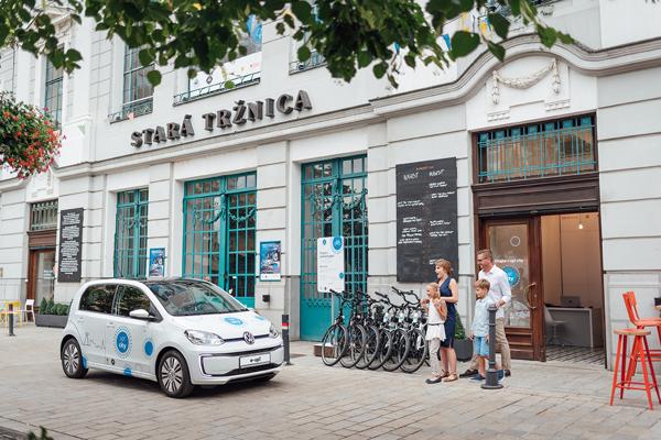 Vyskúšajte si jediný elektromobil vyrábaný na Slovensku – Volkswagen e-up!