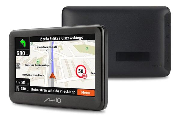 Nová cool autonavigace Mio Pilot s aktualizacemi zdarma