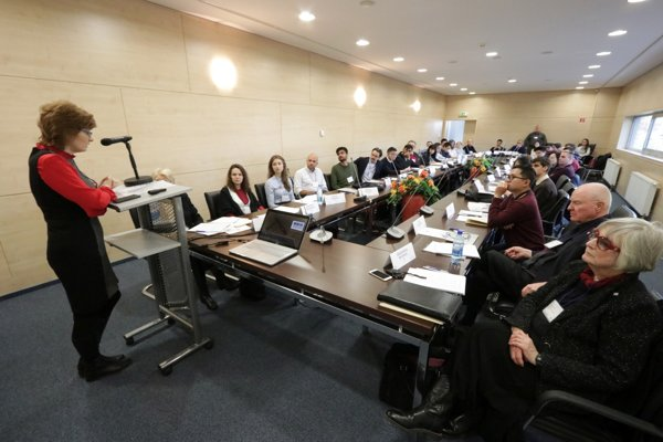 Workshop Inštitútu Ronalda Coasa na Ekonomickej univerzite v Bratislave