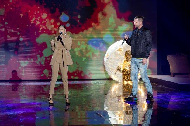 K vrcholom koncertu patrilo vystúpenie Moniky Bagárovej a Majka Spirita.