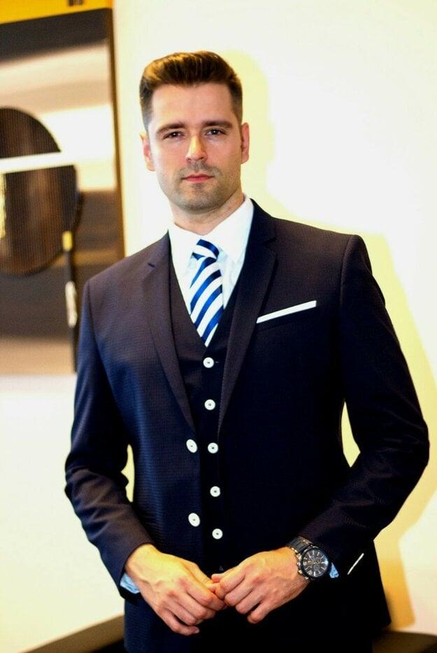Člen predstavenstva Arca Brokerage House Michal Šimo