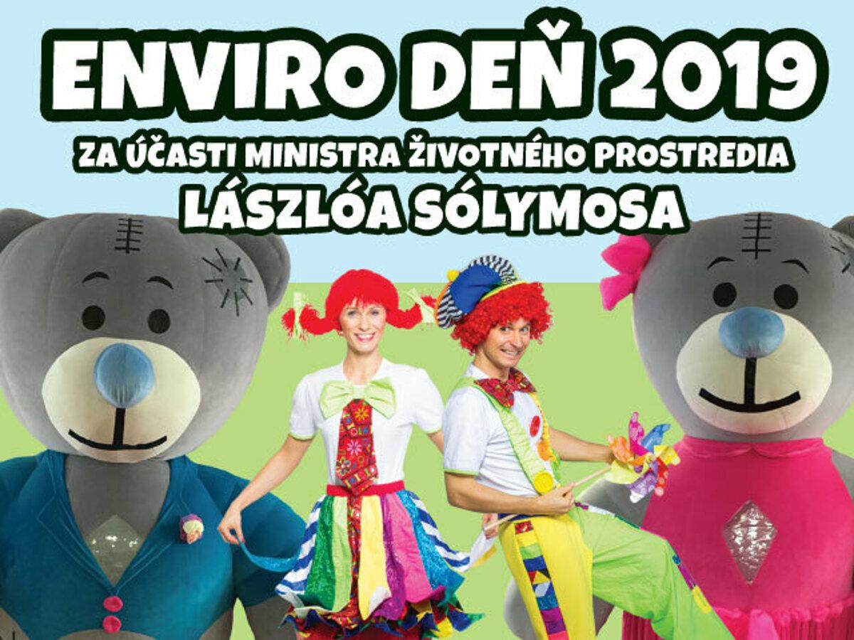 f8d2419a11f9 Enviro deň v Košiciach prinesie zábavu aj osvetu - tlacovespravy.sme.sk