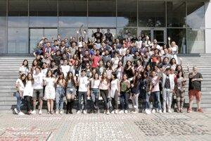15. ročník letnej školy pre študentov z TEC Monterrey, Mexiko