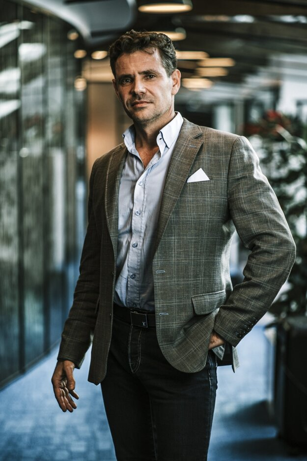 Ing. Rastislav Velič, Predseda predstavenstva & Partner Arca Investments, a.s.