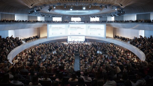 Multifunkčná hala - kongres.