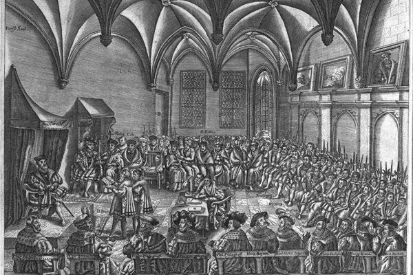Augsburský snem - Augsburské vyznanie