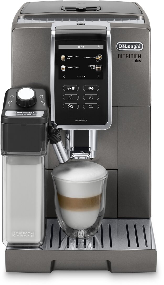 Automatické espresso DE LONGHI teraz výhodne v Planeo Elektro
