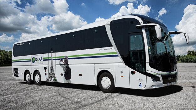 Spájame Slovensko - 4 nové expresné autobusové linky.