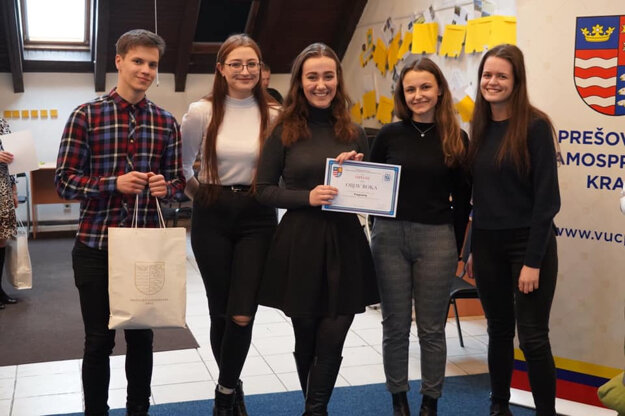 školský časopis Fragmenty získal ocenenie Objav roka 2019.