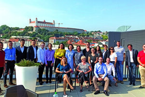 Čechová & Partners kolektív