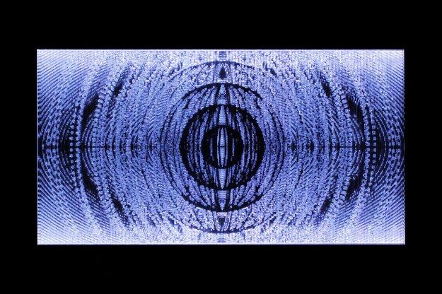 Asot Haas: Resonance of light.