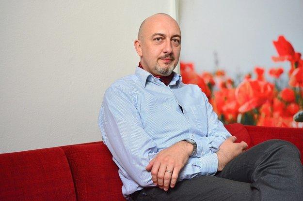 Správca Nadácie ZSE - Peter Bednár