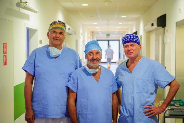 Operačný tím.