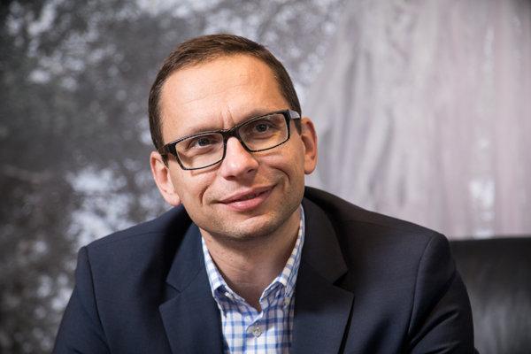 Gabriel Szabó, CEO spoločnosti SLOVNAFT, a. s.