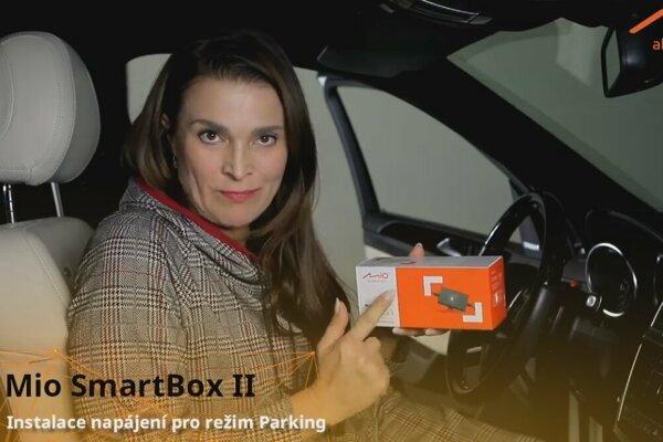 Mio SmartBox II - zapojení od herečky Mahuleny Bočanové