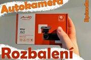 Mio MiVue J60 WIFI autokamera v testu youtubera BAZIM!