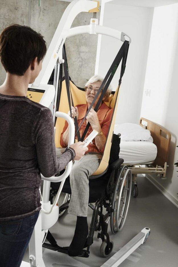 Mobilný zdvihák pre pacienta