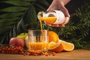 100 % ovocné smoothie Bobule