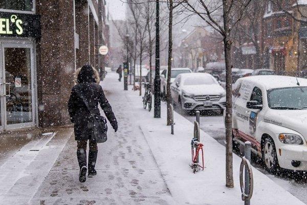 Zima a najmä sneh síce prišli neskôr, ale už sú tu