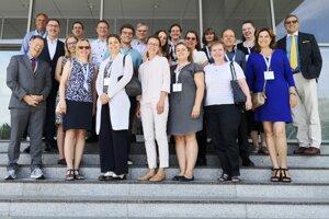 Výročné zasadnutie CIDD na EU v Bratislave