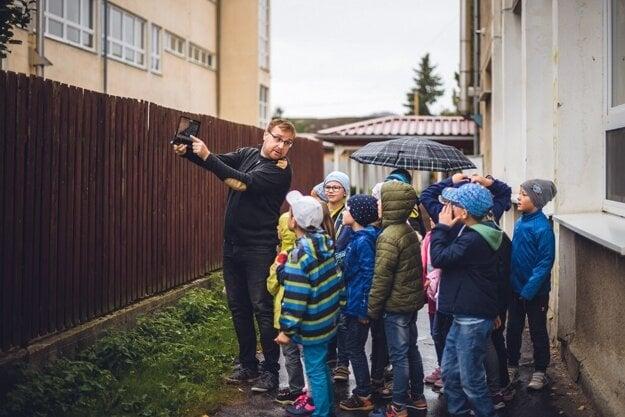 Peter Pallo Učiteľ Slovenska 2019 ZŠ s MŠ Rudolfa Dilonga Trstená.