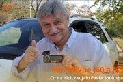 Autokamera Mio MiVue J85 wifi 2.5k