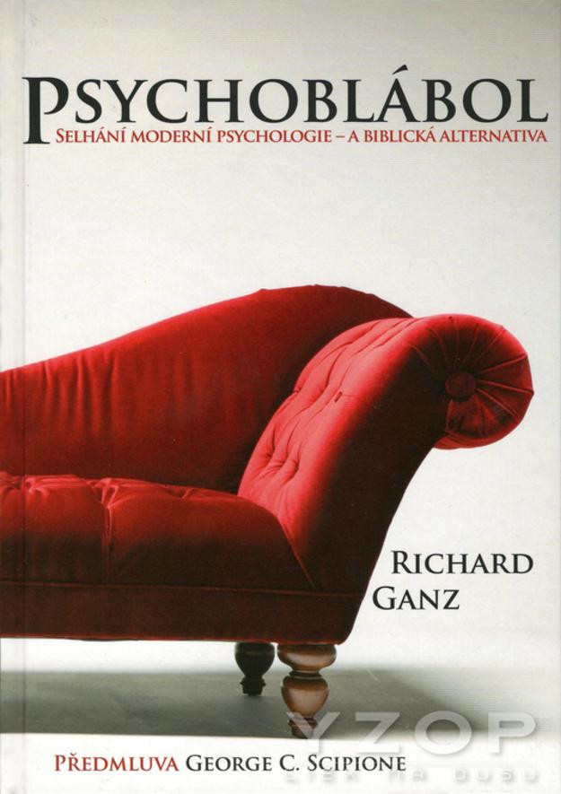 Psychoblábol - Ganz Richard