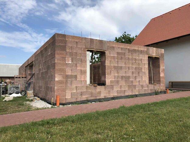 rodinný dom z Durisolu