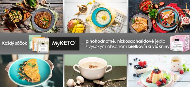MyKETO proteínová diéta