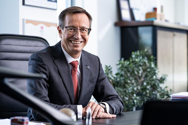 Martin Žáček, generálny riaditeľ UNIQA poisťovne