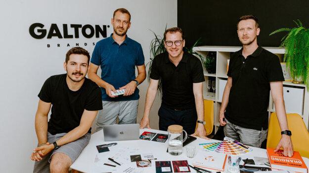 GALTON Brands Matador brand identity