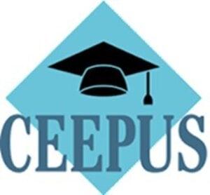 Oficiálne logo CEEPUS (Dostupné na https://ceepus.saia.sk/sk/)