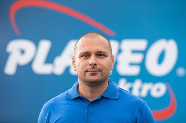 Peter Matuška, riaditeľ maloobchodnej siete PLANEO Elektro