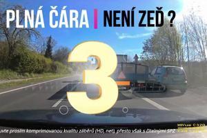 Nebezpečná situácia zachytená kamerou do auta MIO