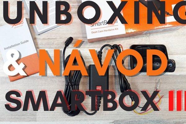 AKO INŠTALOVAŤ Mio MiVue SmartBox 3?